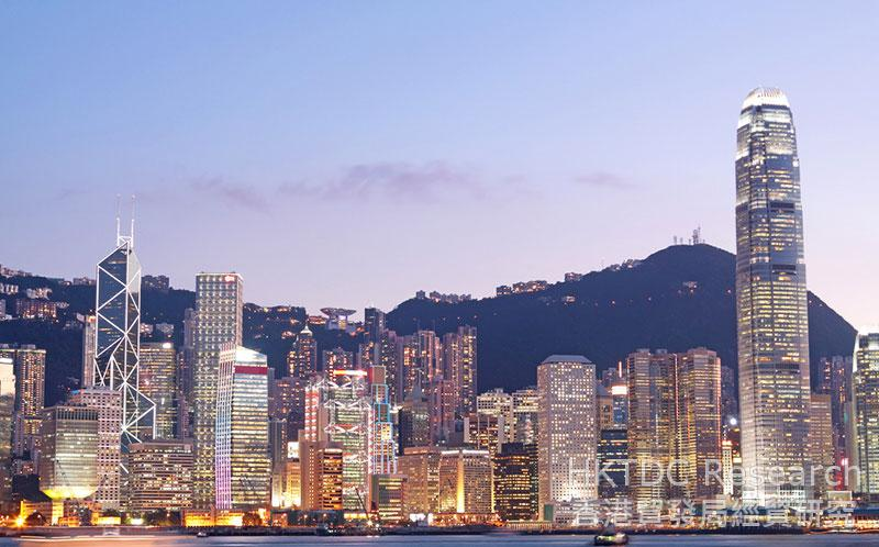 Photo: Hong Kong is the preferred service platform for Chinese mainland enterprises