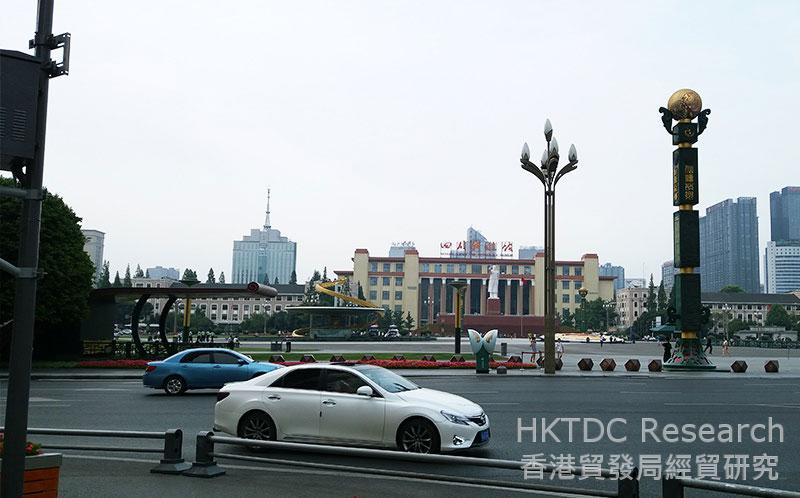 Photo: Sichuan has the largest economy in the western region.