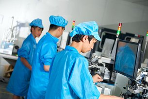 Photo: Sichuan-Chongqing region has a sizable pool of tech talent. (1)