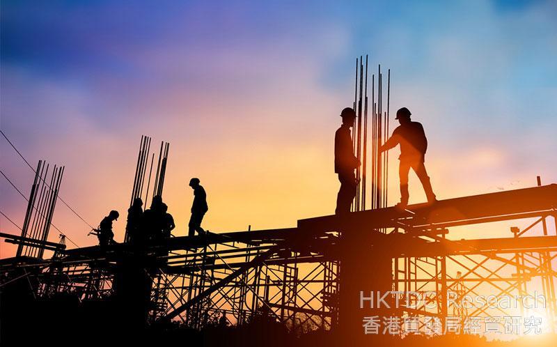相片:华西集团是中国具规模建筑集团之一。