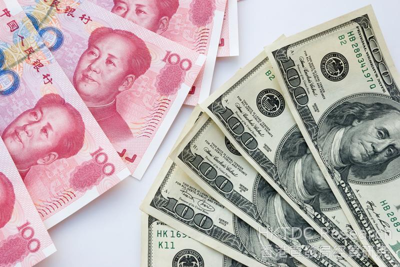 相片:中國成為世界第二大對外直接投資來源地。