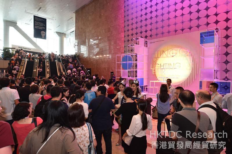 Photo: The Hong Kong International Lighting Fair 2016 (Autumn Edition).