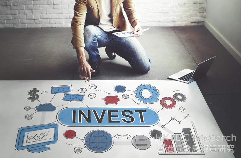 相片:中国对外直接投资快速增长。