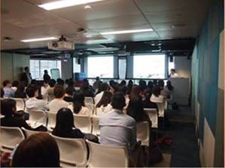 Photo: AsiaPac's marketing seminars have served over 1,000 audience from different industries.