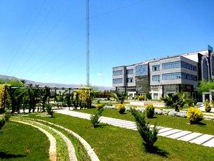 圖: 設拉子(Shiraz)經濟特區 (1) 。