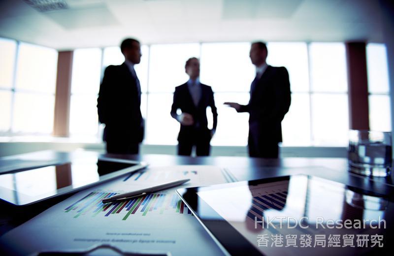 相片:惠州企业关注「一带一路」市场的风险管理