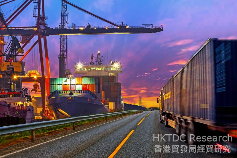 相片: 惠州市多年來受惠於外資流入當地不斷發展