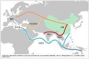 图:江门企业利用香港深入拓展「一带一路」市场。
