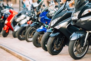 Photo: Jiangmen has developed into one of the leading production bases of motorcycles in China.