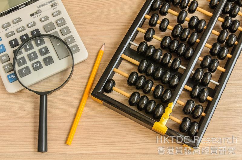 相片:江门企业希望销售更多消费品和工业产品往「一带一路」市场。(一)