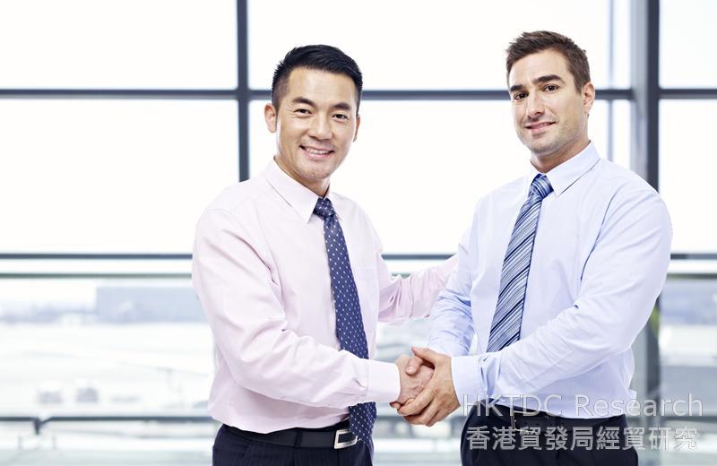 相片:金莱特正筹划在香港注册成立公司。