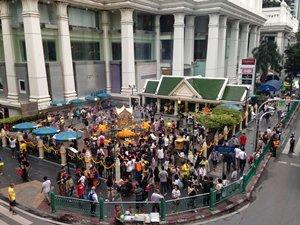 相片:泰國中產階層持續壯大,帶動消費市場增長。