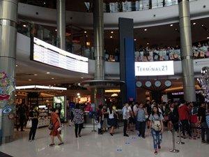 相片:泰國是購物天堂,每年有3,000萬遊客到訪泰國各個商場。
