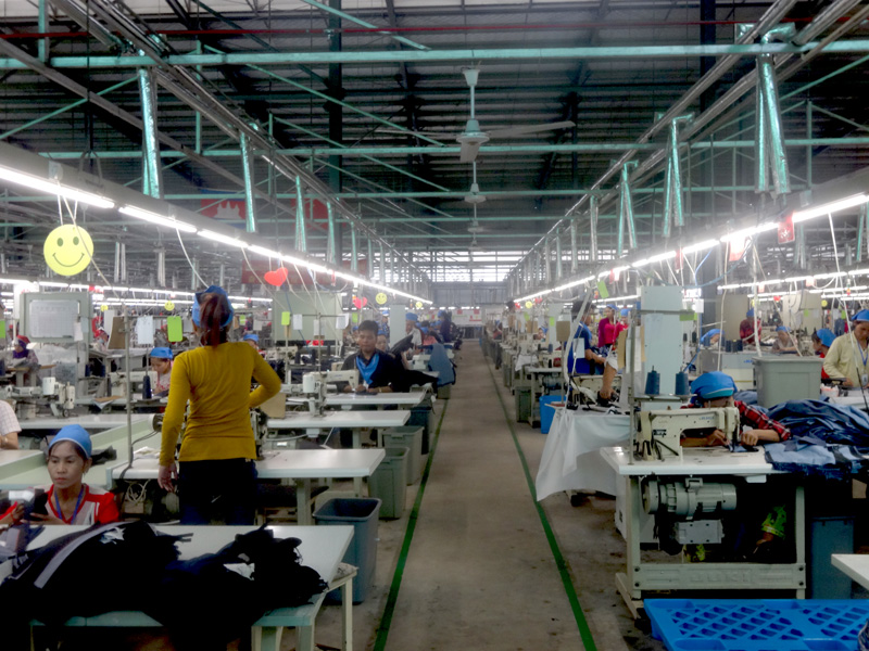 Photo: Cambodia: Manufacturing Relocation Opportunities (2)