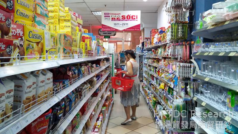 Photo: Vietnamese consumers are increasingly purchasing fashionable and quality products