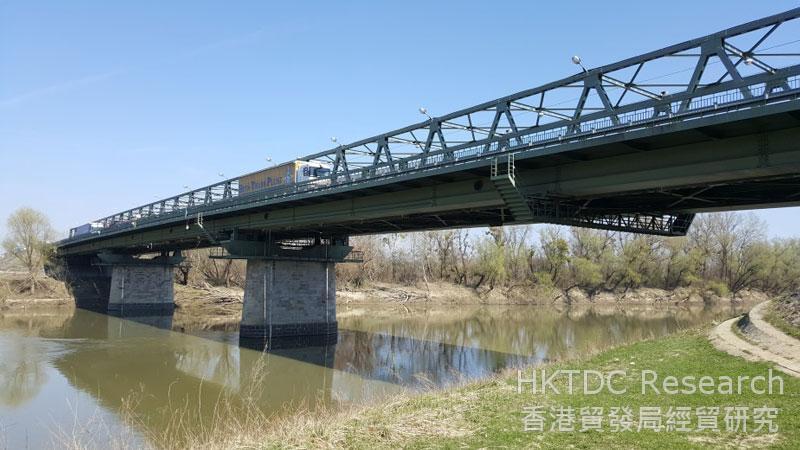 Photo: Záhony, located on the northeastern Hungarian-Ukrainian border of Hungary.
