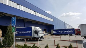 Photo: The head office of Cargo-Partner in Bratislava, Slovakia.