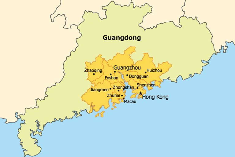 Development prospects for guangdong hong kong macau bay area and the section menu gumiabroncs Image collections