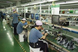 相片﹕中国与亚洲供应链日渐发展(一)。