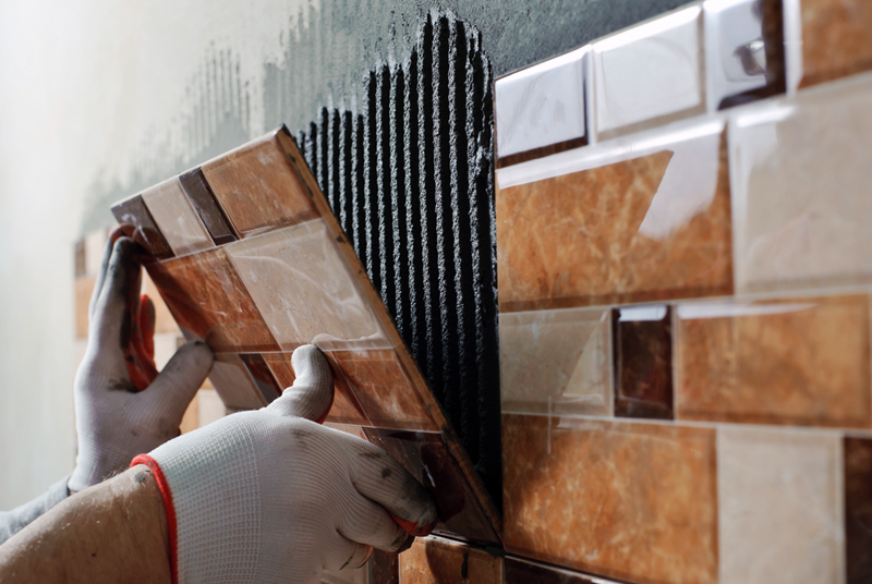 Photo: China's building materials market is coming of age after years of growth.
