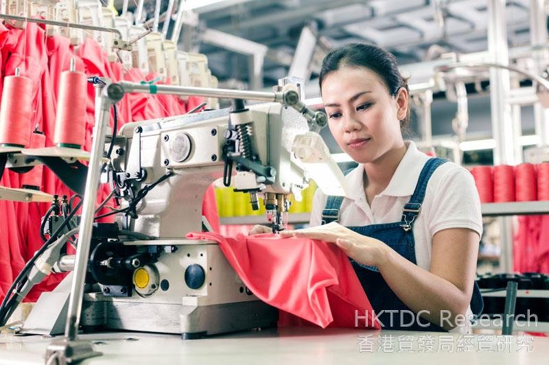 Photo: Asia's textiles and garments supply chain is changing (1).