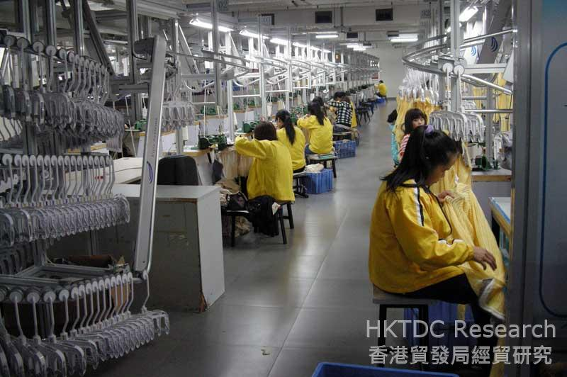 Photo: Asia's textiles and garments supply chain is changing (2).