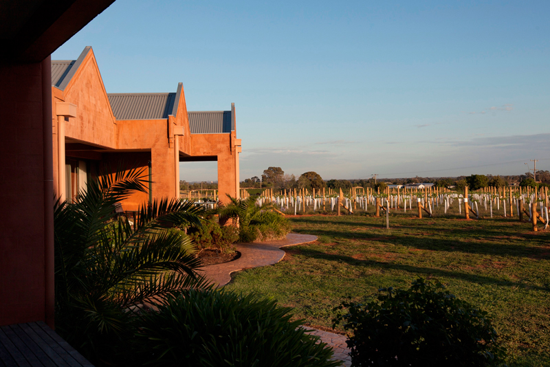 Photo: Rutherglen Estates, Australia.