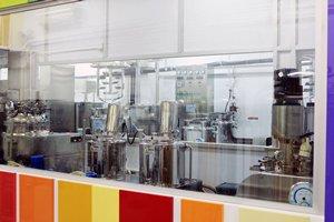 相片:获GMP认证的无菌生产厂房。