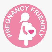Photo: Pregnancy friendly labeling.