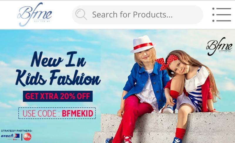 相片: Bfme.in是DTDC与先达国际物流策略合作的电子商贸交易平台。