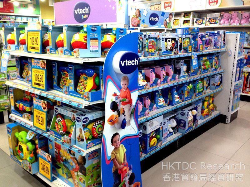 相片: 玩具连锁店的启蒙玩具。