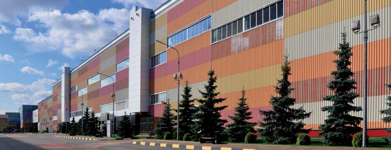相片:莫斯科科技城是俄羅斯首都創新發展的旗艦項目。