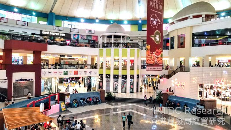 Photo: Amanora Town Centre, Pune (2).