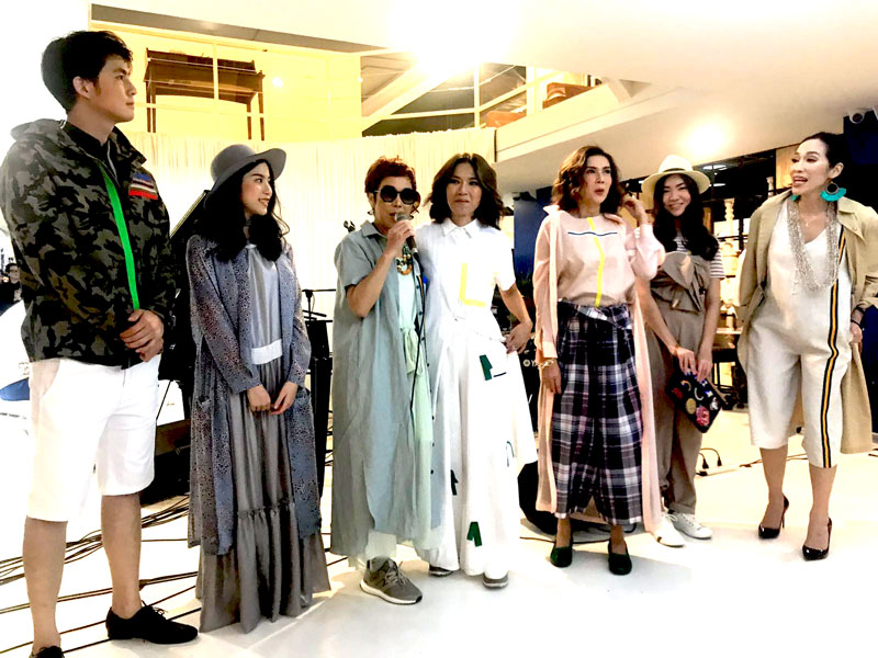Photo: A private fashion show is a music, lifestyle, and fashion crossover (1).