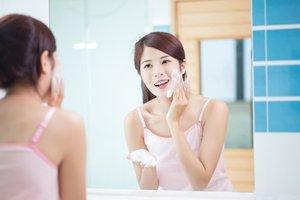 相片:內地消費者更容易買到高端護膚品,減低對傳統美容院的需求。
