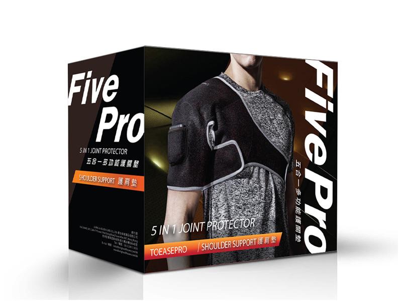 相片: FivePro 五合一护肩垫。