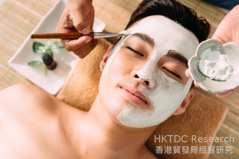 相片:相對於女士,男士選擇美容院時更看重其專業性。