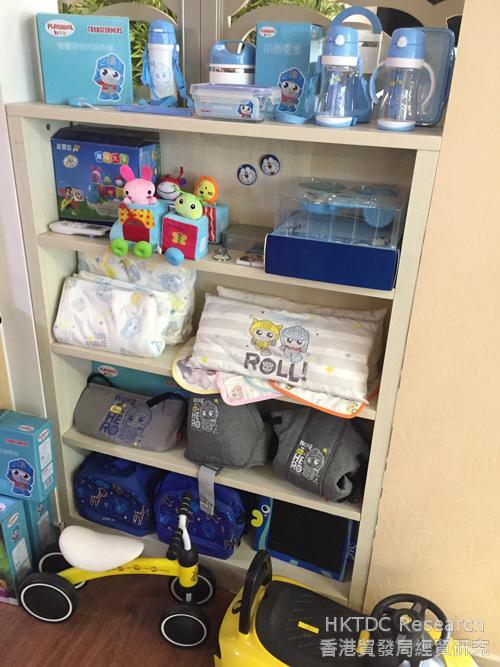 相片:Playskool Baby品牌系列产品。