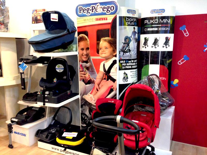相片: 国际婴儿手推车品牌在吉隆坡很受欢迎(1)。