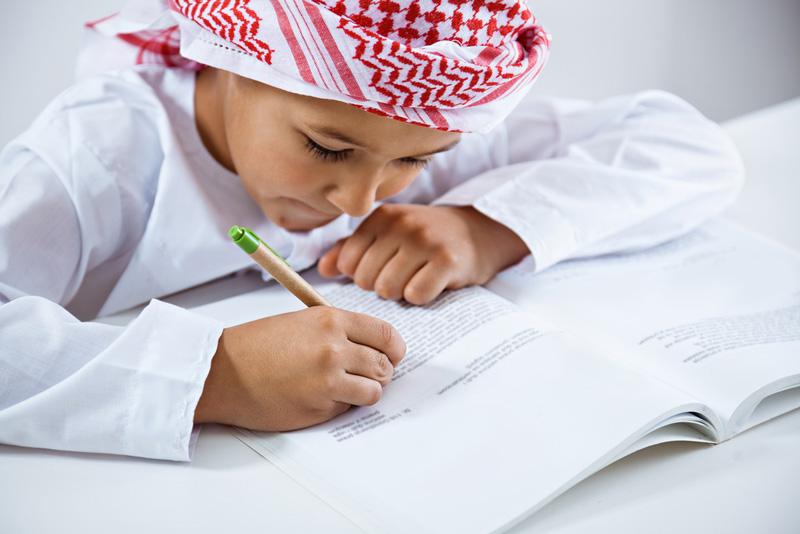 相片: 沙特阿拉伯的教育行業,由幼稚園至高等教育領域均為外商提供拓展業務的機會。