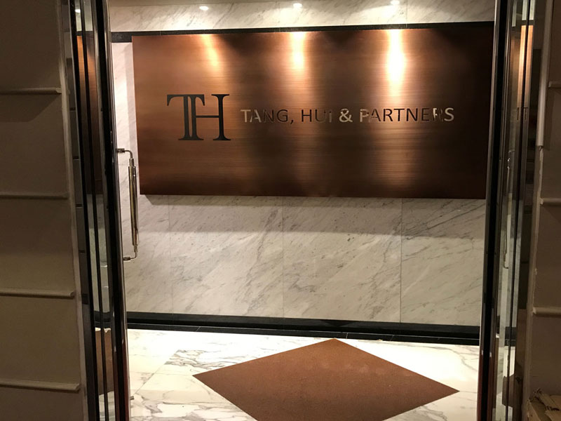 Photo: Office of TH & Partners