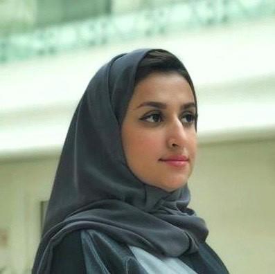Photo: Alhanoof Alzahrani, co-founder of Scopeer.