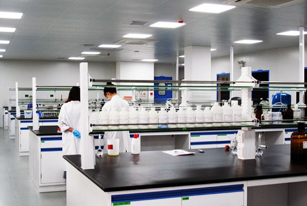 Photo: R&D institutes may now apply for drug registration in their own capacity. (Photo courtesy of  Guangdong Sunho)