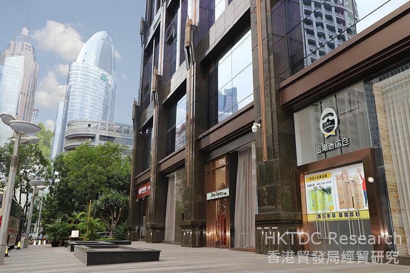 Photo: Foao Square branch at Guangzhou's Zhujiang New Town