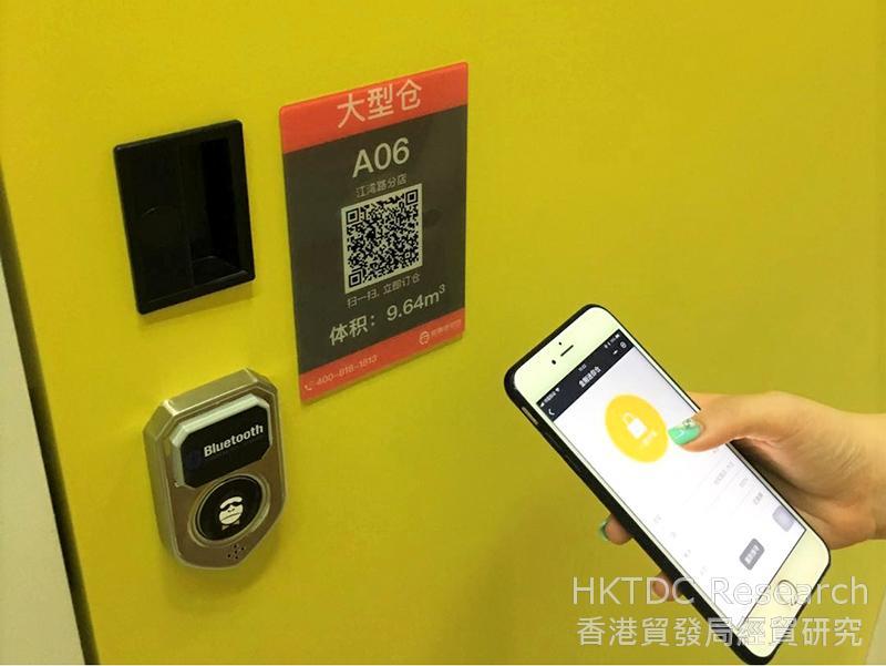 Photo: New smart locks