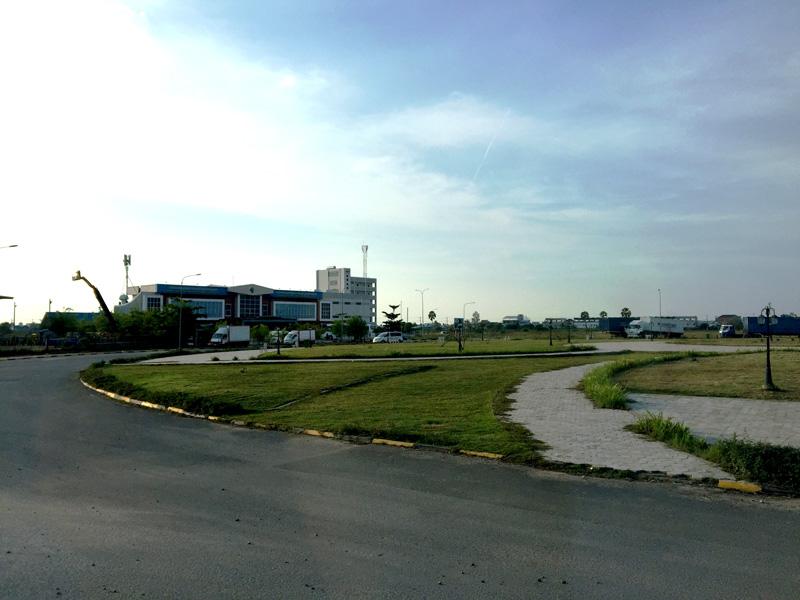 相片: 金边经济特区。