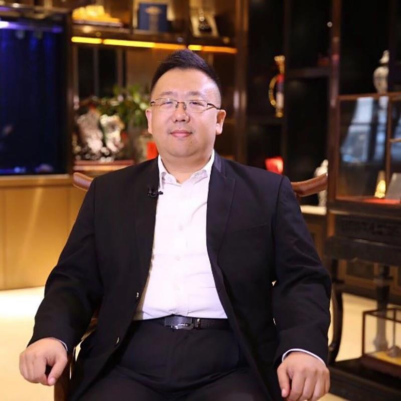 Photo: James Cheng, Chairman of the board of Huazheng