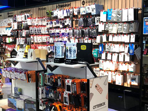 Photo: An array of electronic accessories showcased in Flash Gadgets (2).