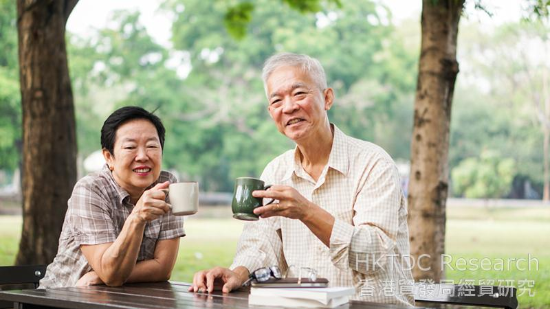 Photo: New Generation of Seniors