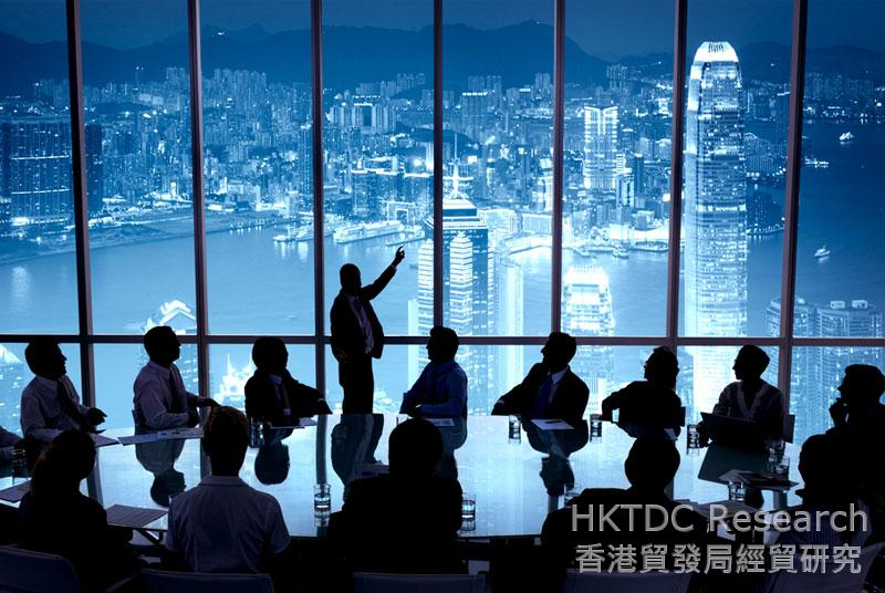 Photo: Hong Kong is the preferred choice for mainland companies looking for professional services.